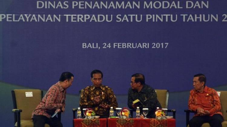 Jokowi Terbitkan Perpres Kemudahan Berusaha